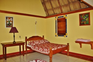 Belize cabanas interios