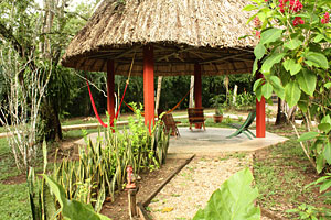Palapa at Crystal Paradise