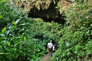 St Hermans caves- Belize caves