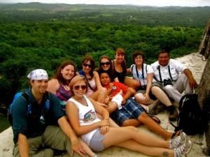 xunantunich Belize tours